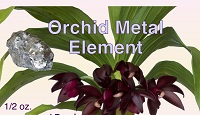 Orchid Metal Element