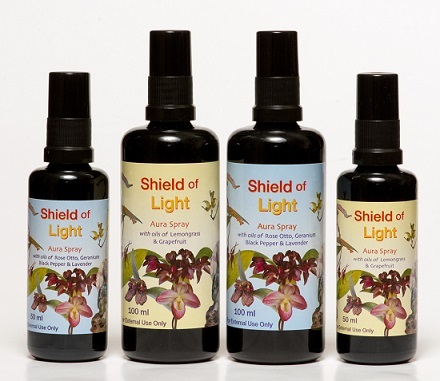 Shield of Light Sprays